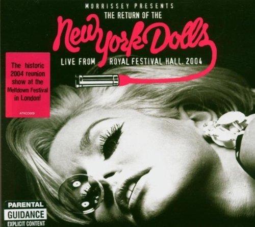 Morrissey New York Dolls - Morrissey Presents-Return of by New York Dolls