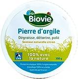 Biovie Pierre d'Argile Pot de 300 g Lot de 2