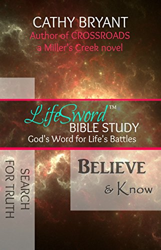 BELIEVE KNOW Search Truth LifeSword ebook product image