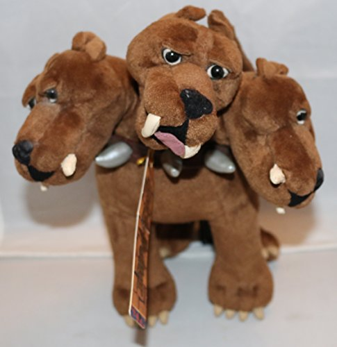 3 Headed Dog Costume (My Name Is Fluffly. I'm a Three Headed)