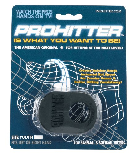 Prohitter Batters Training Aid (Youth Size, Black)