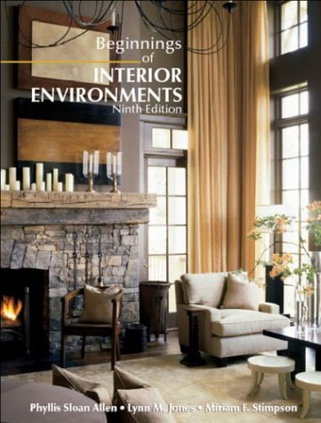 Beginnings of Interior Environments (9th Edition) (Simplicity Aspen)