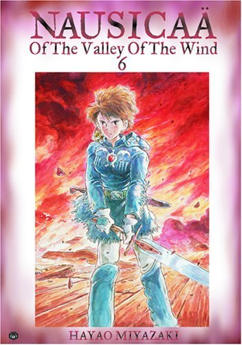 Nausicaa of the Valley of the Wind volume 6 by Hayao Miyazaki (2009) Paperback