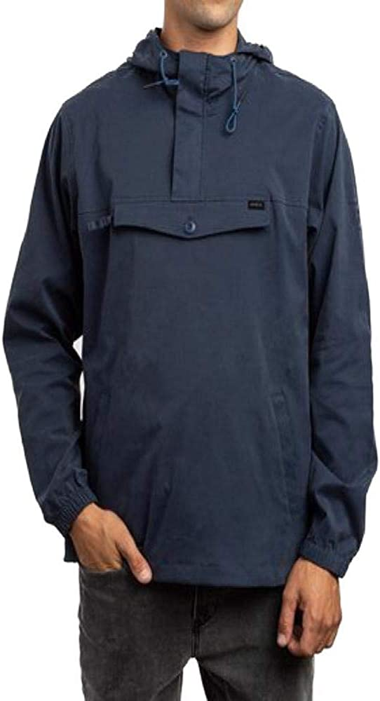 RVCA Mens On Point Anorak Jacket
