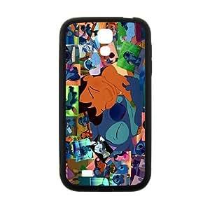 SANLSI Lilo & Stitch Case Cover For samsung galaxy S4 Case