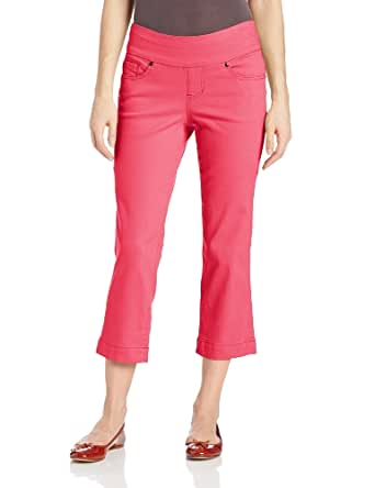 Jag Jeans Womens Felicia Pull-On Classic Crop in Tulip Tulip 6 x 24