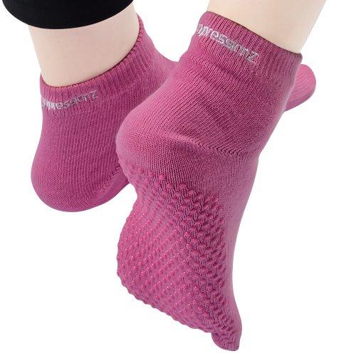 CompressionZ Yoga Socks Slip Full