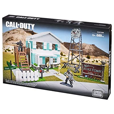Mega Bloks Call of Duty Nuketown: Toys & Games