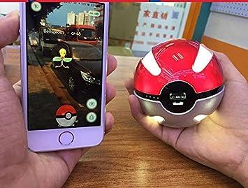 Batería externa universal/cargador móvil Pokemon Go Teléfono y tabletas: Cargador de emergencia