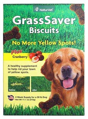 Dog Treats, Grass Saver Biscuits, - Grasssaver Biscuits
