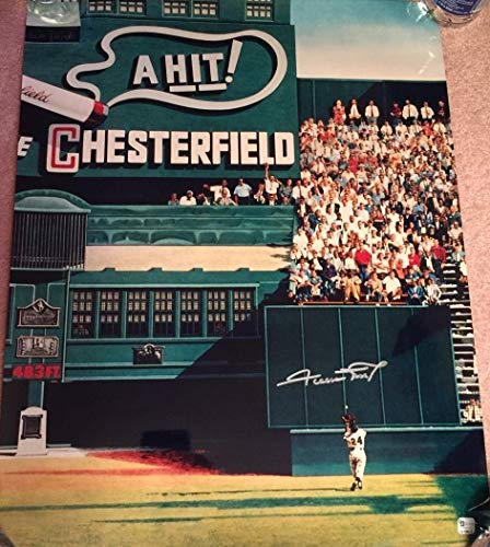- Willie Mays Signed Autographed Glossy 1954 World Series 'The Catch' 16x20 Photo - COA Matching Holograms