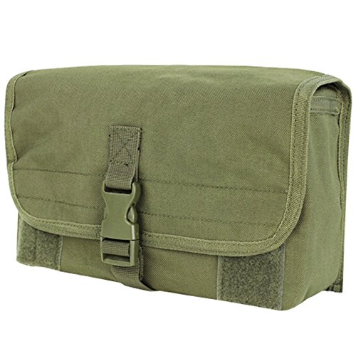 Condor Outdoor MOLLE Gas Mask Pouch (OD)