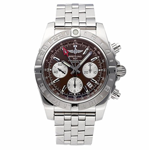 Breitling Chronomat automatic-self-wind mens Watch AB0420 (Certified Pre-owned) by Breitling (Image #1)