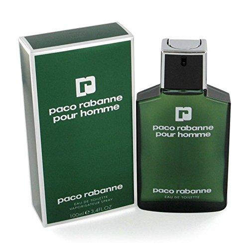 Paco rabanne by paco rabanne for men eau de toilette spray 34 oz