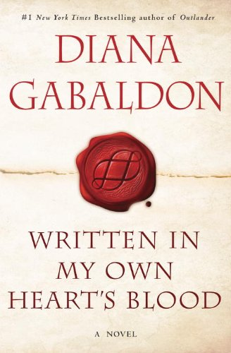 """""""Written in My Own Heart's Blood - A Novel (Outlander)"""" av Diana Gabaldon"""