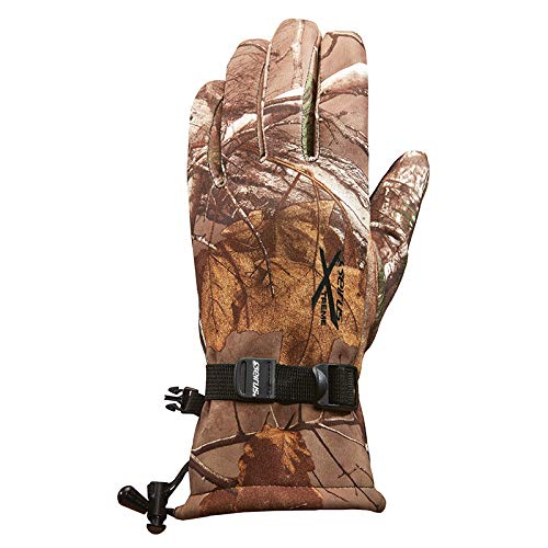 (Seirus Innovation Men's Xtreme All Weather Gauntlet Gloves, Realtree AP, Large)