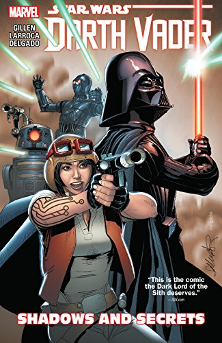 Vader Face - Star Wars: Darth Vader Vol. 2: Shadows and Secrets (Darth Vader (2015-2016))
