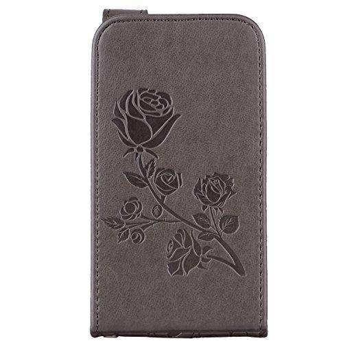 Scheam Samsung Galaxy S3 Mini i8190 Wallet Case, S...