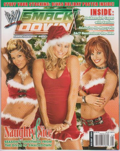 WWE Smackdown Magazine Holiday ()
