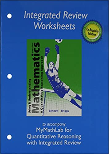 Amazon.com: Worksheets plus MML Student Access Card for Using and ...