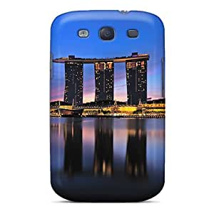 Mtwilliam Case Cover Protector Specially Made For Galaxy S3 Marina Bay