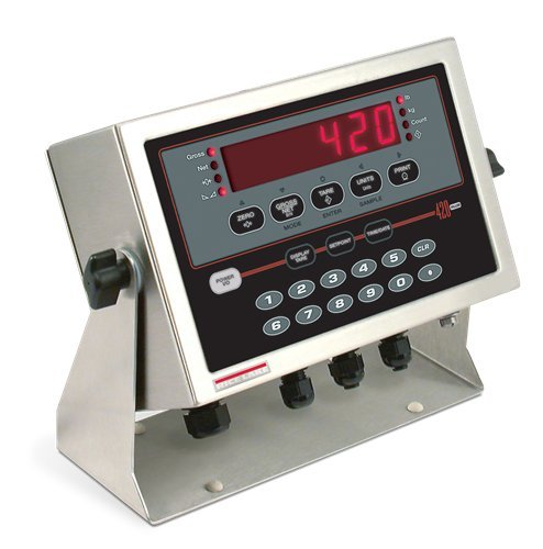 Rice Lake, 85124, 420 Plus Digital Weight Indicator 115 VAC, NTEP ()