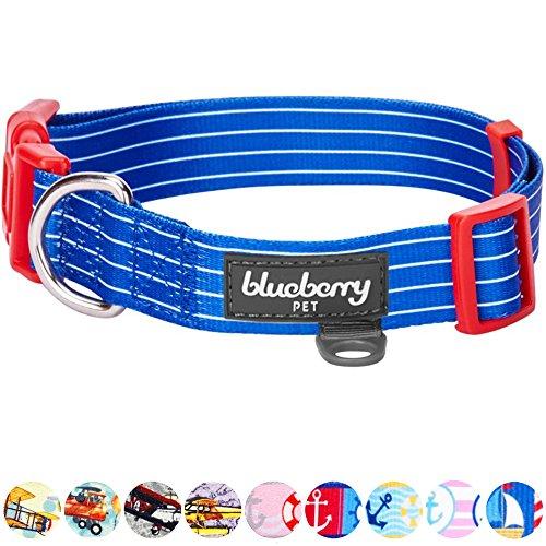 Blueberry Pet Patterns Nautical Adjustable product image