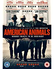 20% off American Animals DVD and Blu-ray