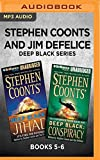img - for Stephen Coonts and Jim DeFelice Deep Black Series: Books 5-6: Jihad & Conspiracy book / textbook / text book