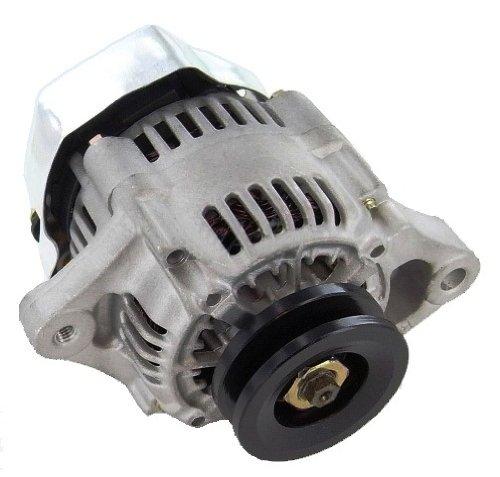 - New Alternator Fits Kubota Tractors, Excavators, Generator Sets 12 Volts, 40 Amps