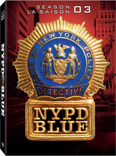 NYPD Blue: Season 3 (Bilingual) Jimmy Smits Dennis Franz James McDaniel Nicholas Turturro