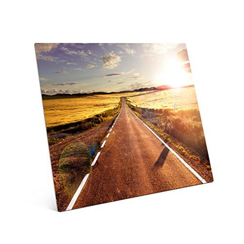 - Picture Wall Art Your Photo on Custom Metal Print 10 x 8
