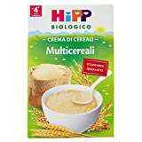 HiPP Organic Creme To Multigrain Cereal 200g