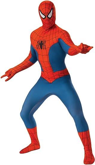 Rubies Amazing Spider-Man 2 2nd Skin Adult Mens Costume 880824