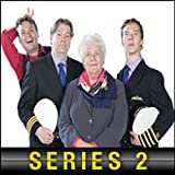 Front cover for the book Cabin Pressure: Series 2 by John Finnemore
