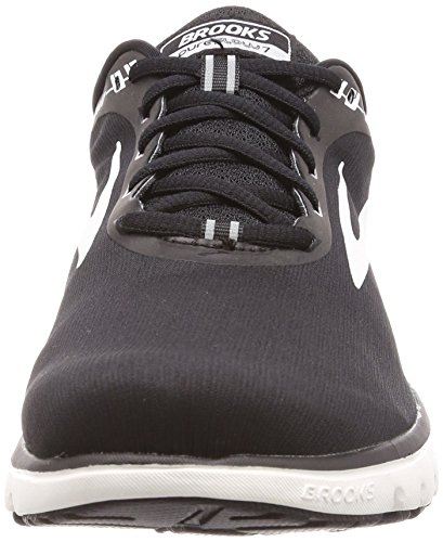 Multicolore Brooks 048 Pureflow Pour 7 noir Chaussures Blanc Course Hommes De nHP6wxp0B
