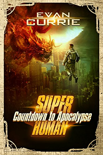 Superhuman: Countdown to Apocalypse cover