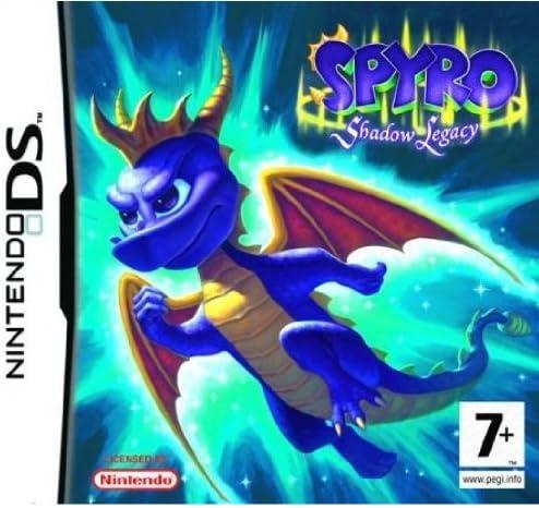 Spyro: Shadow Legacy (Nintendo DS) by Sierra UK: Amazon.es ...