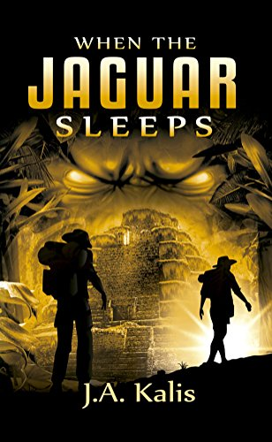 When The Jaguar Sleeps: A jungle adventure (The Curse Of Inca Gold Book 1)