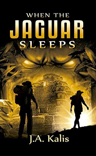When The Jaguar Sleeps: A jungle adventure (The Curse Of Inca Gold Book 1) by [Kalis, J.A.]