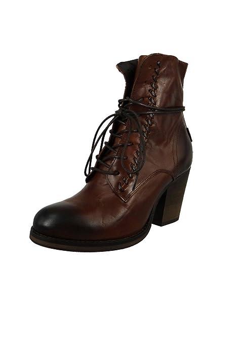 Levis Botines Botas Folsom Talón de Piel Oscuro Marrón Oscuro Marrón - 225120-715-29, LeviŽs Damen Schuhe:40: Amazon.es: Zapatos y complementos