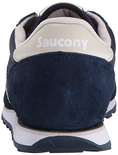 Zapatillas Saucony Jazz Low Pro azul marino