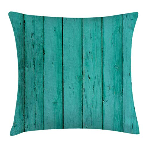 MJHAN Mint Throw Pillow Cushion Cover by, Old Wood for sale  Delivered anywhere in Canada