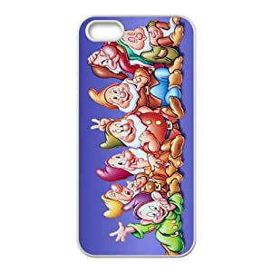 SKULL Disney anime Happy father christmas Cell Phone Case for Iphone 5s