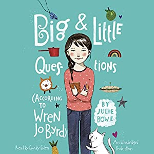 Big & Little Questions Audiobook