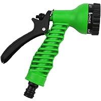 Multifunctionele Plastic Tuinslang Nozzle Verstelbare Garden Pijp Van De Nevel Tool Anti-lekken Heavy Duty Spray Nozzle…