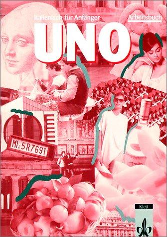 UNO, Deutsche Ausgabe, Arbeitsbuch