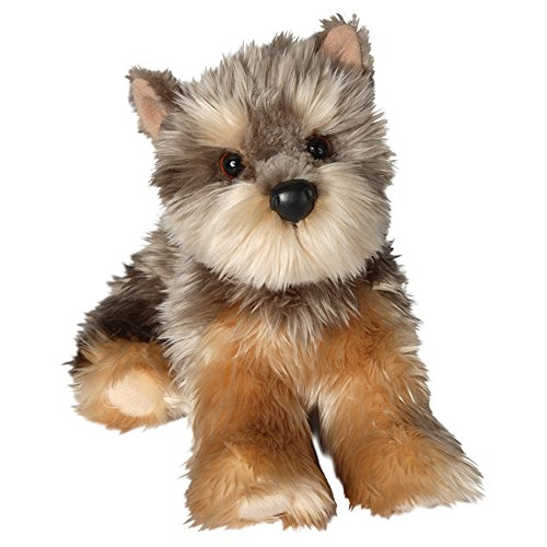 Plush Animal Miniature (Cuddle Toys 1897 Yettie Yorkie)