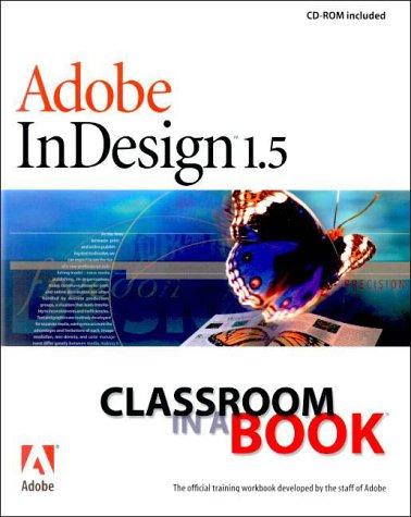 Download Adobe InDesign 1.5 Classroom in a Book ebook