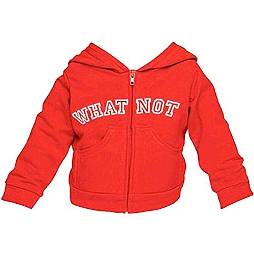 FAO Schwarz Muppet Whatnot - Red Hoodie -